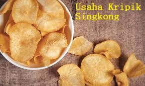 Usaha Kripik Singkong